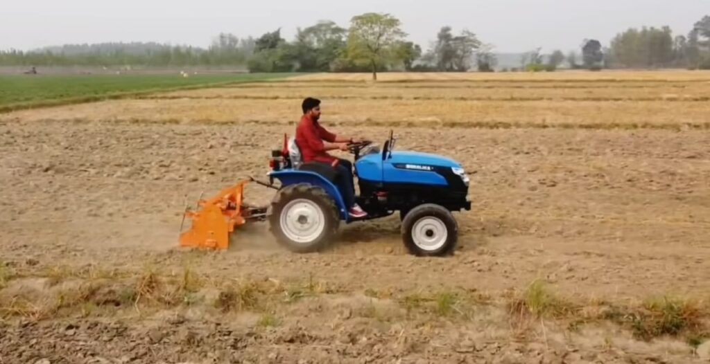 sonalika electric tractor Price Features