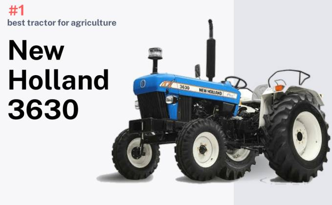 New holland best tractor for agriculture
